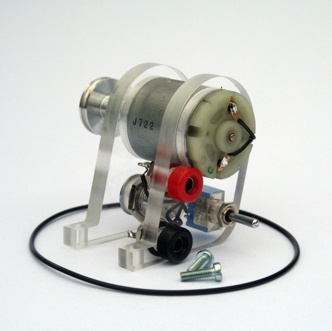 Motor generator unit for gt03 to generate electrical energy Dc motor to generator