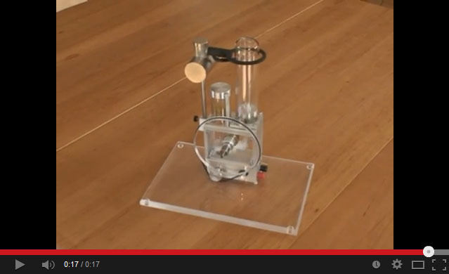 Stirling Engine GT01